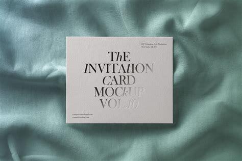 Free greeting card mockup psd download. Psd Invitation Card Mockup Vol10 | Psd Mock Up Templates ...