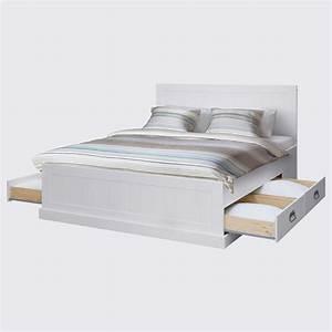 Lit 120 200 : 32 pascher cadre de lit 120 190 ~ Teatrodelosmanantiales.com Idées de Décoration