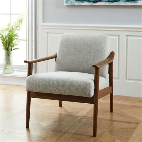 mid century show wood chair west elm