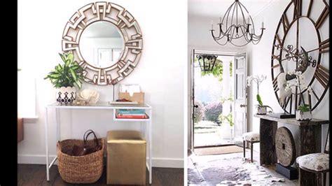 ideas  decorar la entrada de la casa como decorar