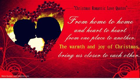 love romantic christmas