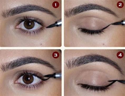 Как рисовать стрелки на глазах фото и пошаговая инструкция