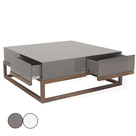 Table Basse Avec Bar Intgr Table Basse Bar Salon Coloris