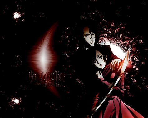 Anime Blood Wallpaper - blood computer wallpapers desktop backgrounds