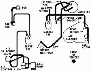 Where Can I Get A Vacuum Diagram For 1980 Chevy 350  I