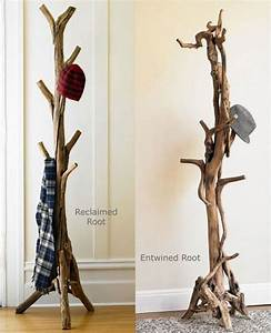 How To Building – Wooden Coat Rack Stand PDF Download