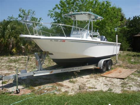 marlin 22ft edgewater sold 1996 boat boats