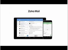 Zoho Mail Email and Calendar Apps on Google Play