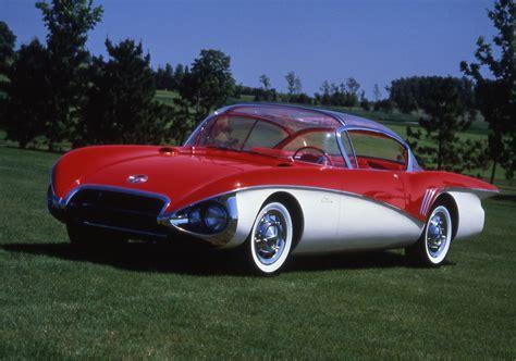 1954 Buick Wildcat Ii Concept Buick Centurion Concept