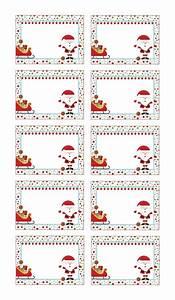 étiquettes De Noel à Imprimer : etiquettes de no l coller sur les cadeaux tiquette ~ Melissatoandfro.com Idées de Décoration