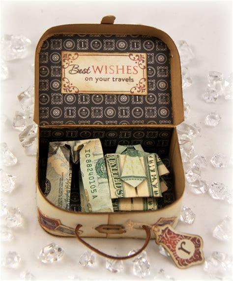 geldscheine falten koffer 1001 kreative ideen f 252 r geldgeschenke verpacken