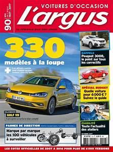 Journal L Argus : acheter le guide l argus voitures d 39 occasion en ligne 02 octobre 2017 l 39 argus ~ Medecine-chirurgie-esthetiques.com Avis de Voitures