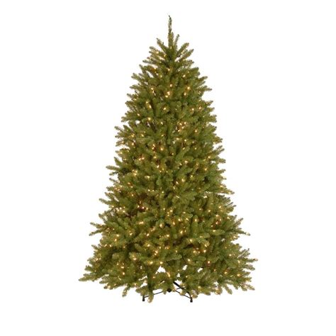 7 5 ft dunhill fir artificial christmas tree with 750 9