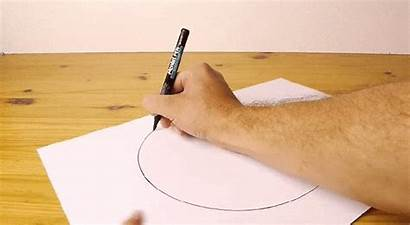 Circle Draw Perfect Freehand Simple Below Surprisingly