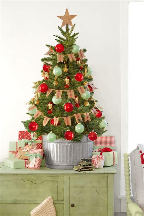 Small Decorative Christmas Trees  Nana's Workshop