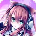 download Cute Girl Anime Wallpaper HD 1.3 in myket