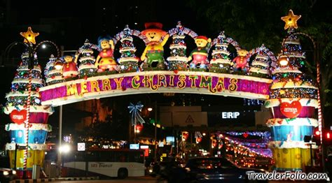 Christmas Spectacular |orchard Road,singapore |photos