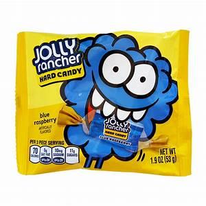 Jolly Rancher Hard Candy - Blue Raspberry - 1.9oz (54g ...