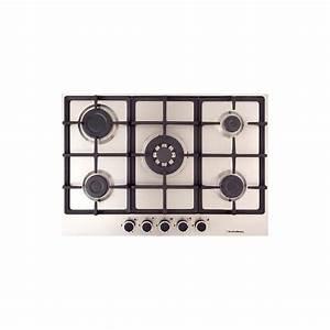 Plaque De Cuisson 5 Feux : plaque de cuisson 5 feux termikel en inox fram ~ Dailycaller-alerts.com Idées de Décoration