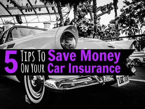 cheap car insurance 5 tips for getting the cheapest car insurance quotes possible