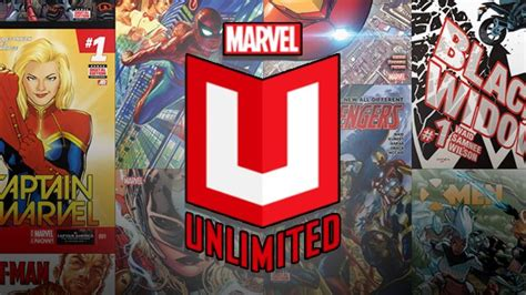 How To Use Marvel Unlimited