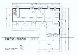 plan maison en forme l With plans de maison en l