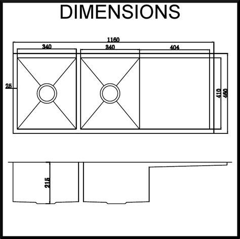 40 Kitchen Sink Standard Dimensions Kitchen Sink