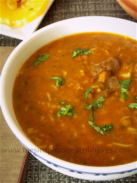 cuisine marocaine harira soupe harira marocaine harira fassia le cuisine de