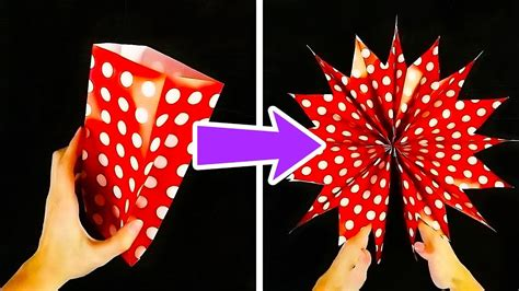 super easy paper craft ideas youtube
