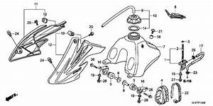 Parts For Crf70f 2012