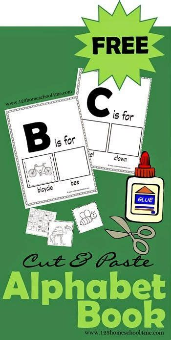 free alphabet lapbook motor preschool and alphabet 686 | 05c6480e0892ae545b830acea2c9ac10