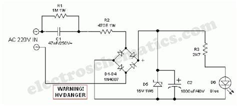 Led Night Lamp Circuit