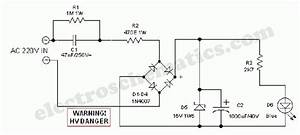 Led Night Lamp Circuit