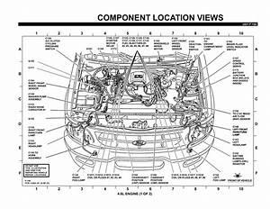 2001 Ford Truck Ranger 2wd 3 0l Mfi Ffv Ohv 6cyl