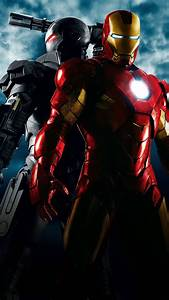Iron, Man, 2, 2010, Phone, Wallpaper