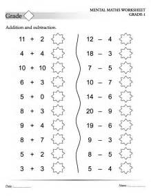 HD wallpapers mental maths addition and subtraction worksheets