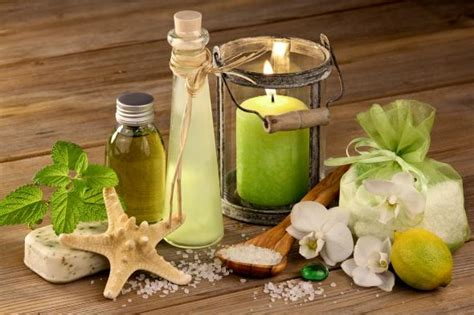aromatherapie und duftoel fuer angenehme gerueche