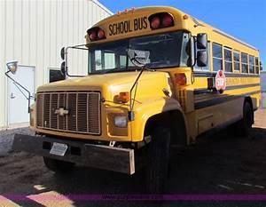2000 Blue Bird Cv20 School Bus