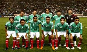 Mexico a Top Seed at 2012 London Summer Olympics Soccer ...