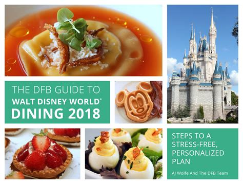 disney cuisine 56 must read disney dining secrets from disney food