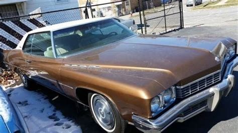 1972 Buick Electra For Sale Near Cadillac, Michigan 49601