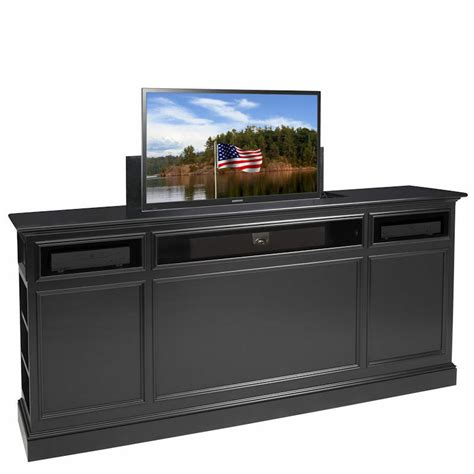 tv lifts cabinets suite black tv lift cabinet by tvliftcabinet ebay