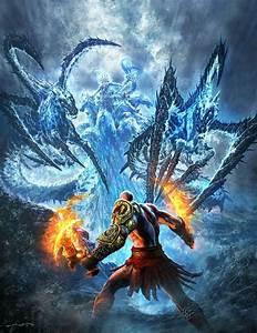 video Games, God Of War, Artwork Wallpapers HD / Desktop ...
