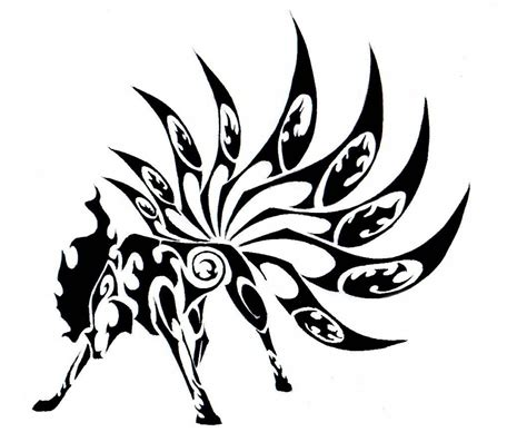 Amazing The Best Tribal Tattoo Designs With Regard To Your