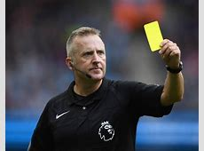 Premier League stats Most yellow cards so far in 201718