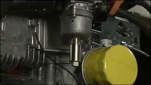 Craftsman Lawn Mower Clogged Fuel Line