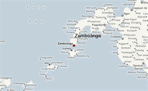 zamboanga location guide