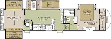 motorhome magazine open roads forum looking for a bunk house with 2 bedrooms