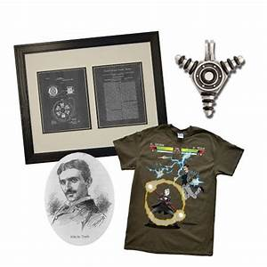 Top 10 Nikola Tesla Gift Ideas for science lovers