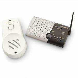 Chamberlain U00ae Wireless Doorbell And Intercom